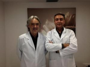 Doctores Manuel Lozano y Vicente Javaloyes médicos estéticos. Años de estudio y aprendizaje les avalan en el mundo de la medicina estética. No dejan de innovar en nuevos tratamientos hechos con gran profesionalidad y delicadeza. De ahí que cada día seamos muchas las que acudimos a ellos.