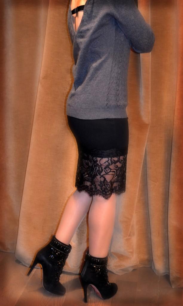 Faldas en todo tipo de telas, formas, y estilos.