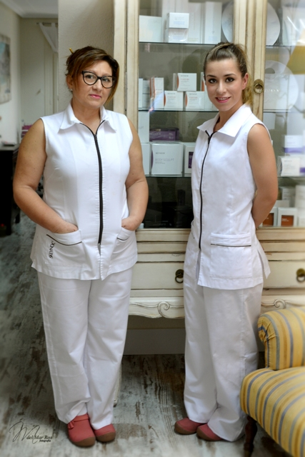 Vicenta García y Pamela García