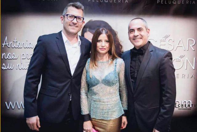 Rafa Girón y César Girón mis estilistas favoritos...