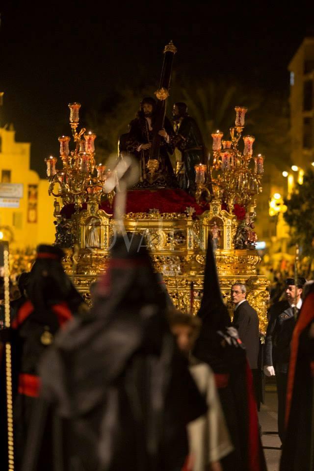 Ilustre Hermandad y Cofradía de Nuestro Padre Jesús de la Caída y María Santísima del Rosario, una de las hermandades más antiguas de Elche