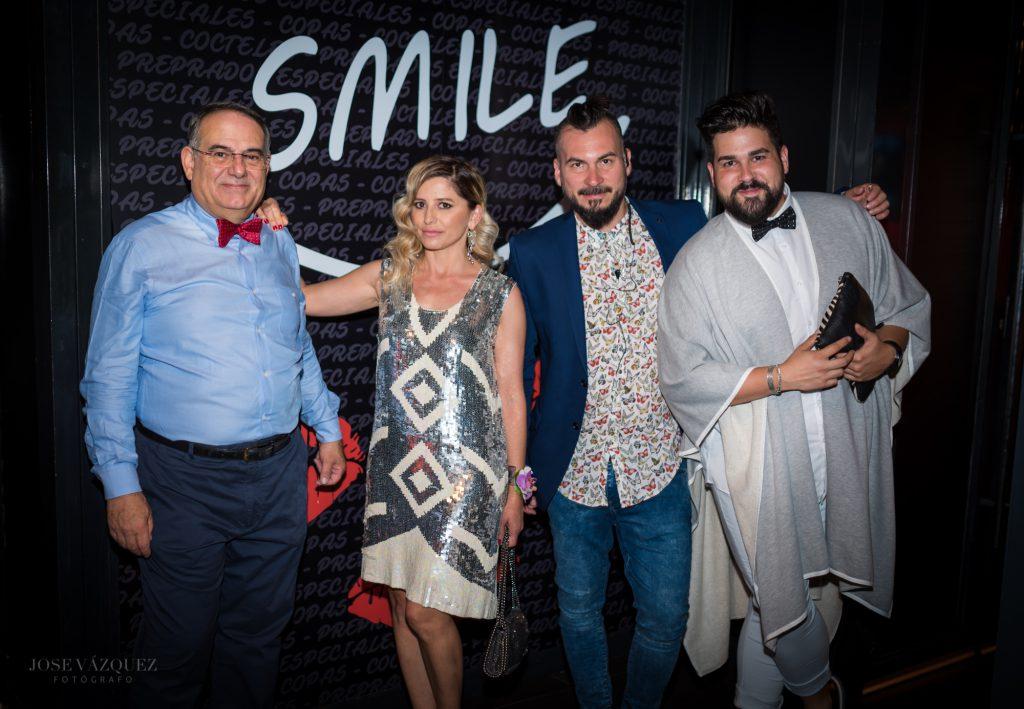 Inauguración pub Smile Elche Antonella