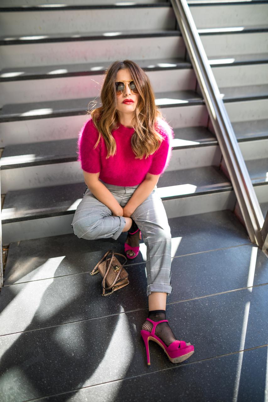 outfit otoñal 2017 Antonella