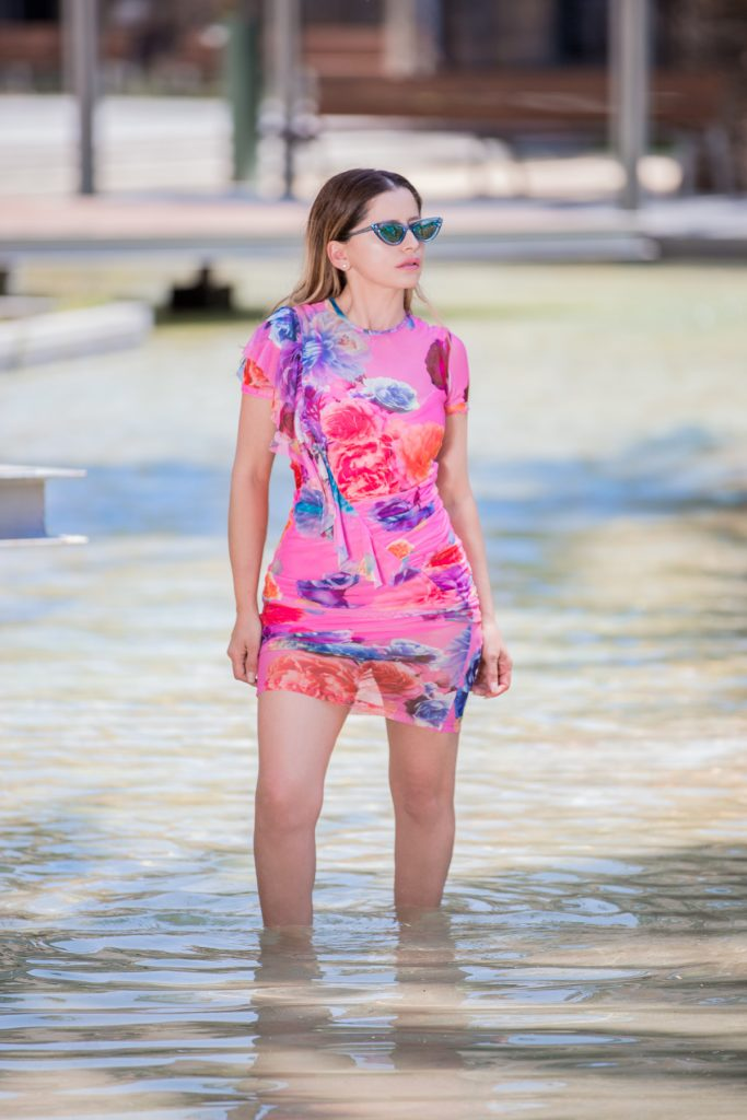 outfit de verano Antonella
